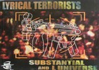 lyrical terorist-substantional and universe